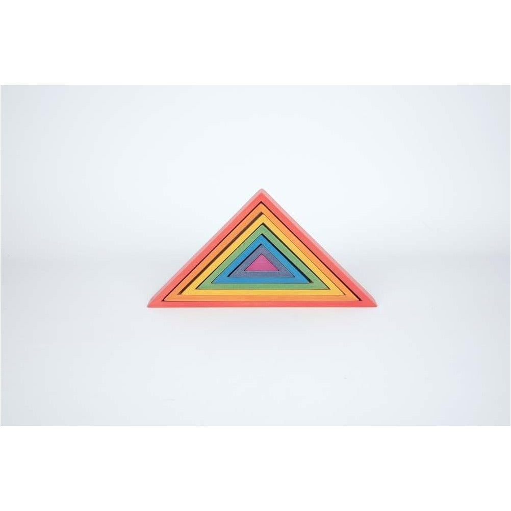 Triangoli arcobaleno da impilare Tickit - Shop Millemamme