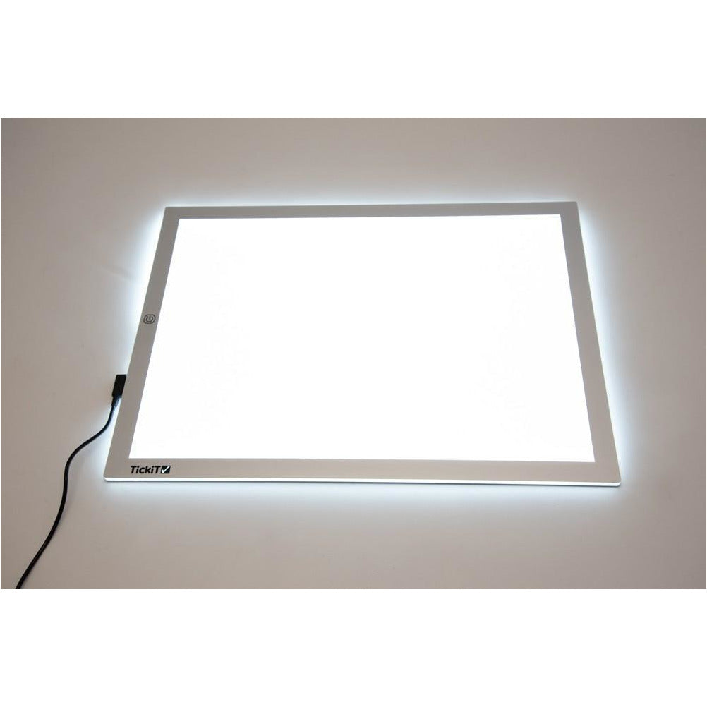 Pannello Luminoso a LED Formato A3 Tickit - Shop Millemamme