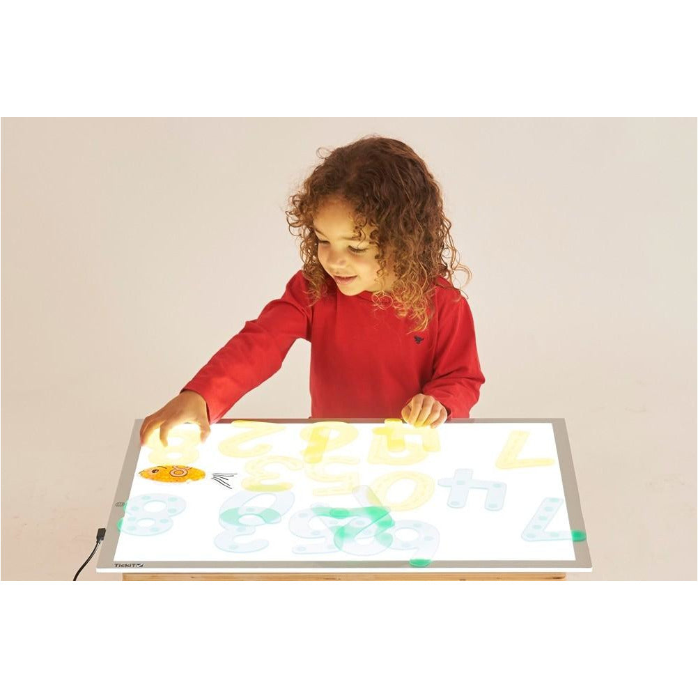 Pannello Luminoso a LED Formato A2 Tickit - Shop Millemamme