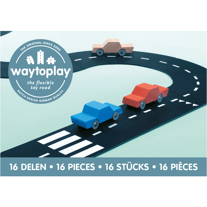Pista Flessibile Expressway Waytoplay - Shop Millemamme