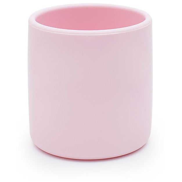Tazza Ergonomica in Silicone 220 ml, Rosa - Senza BPA! We Might Be Tiny - Shop Millemamme