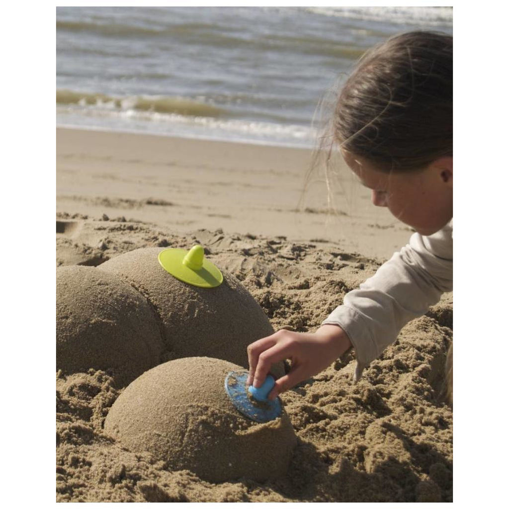 Sand shapers - oggetto per sculture di sabbia o neve Willysphere - Shop Millemamme