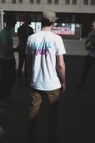 Miami Double Sided Tee,White