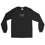 Miami Double Sided Longsleeve, Black