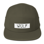Wbar Five Panel Cap, MULTIPLE COLOURS