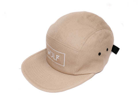 Wulf Beast Five Panel Cap, MULTIPLE COLOURS