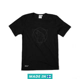 Alchemy Black X Black Tee