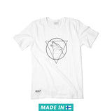 Alchemy White Tee