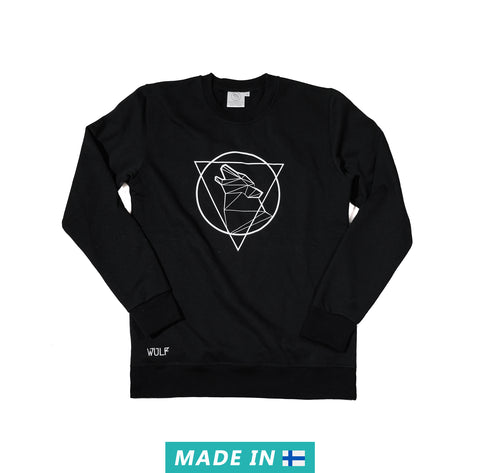 Alchemy Black Sweater