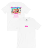 AXW Love Is Just A Lie, Doublesided Tee