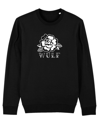 Safe In Your Arms Sweater, Black