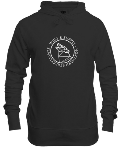 Northern, Hoodie Black Recycled