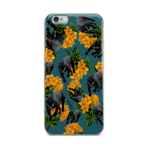 Concrete Jungle iPhone Case
