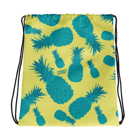 Pineapple Candy Drawstring bag