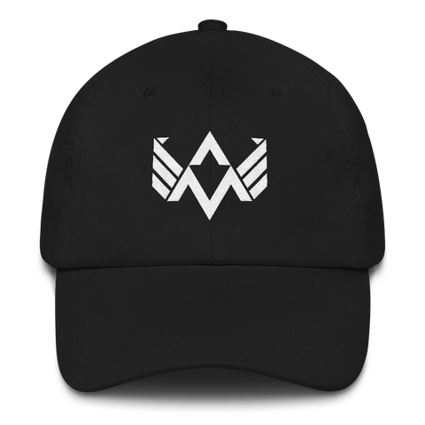 AXW Eagle Dad hat, Black