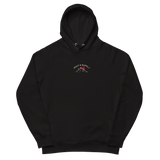 Searcher Doublesided Hoodie, Black