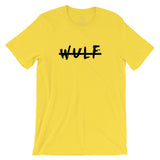 Loner Club Double Sided Tee, Yellow