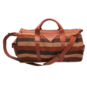 "Safari Duffel ""Mati"" (No. 022)"