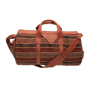 "Safari Duffel ""Muia"" (No. 026)"