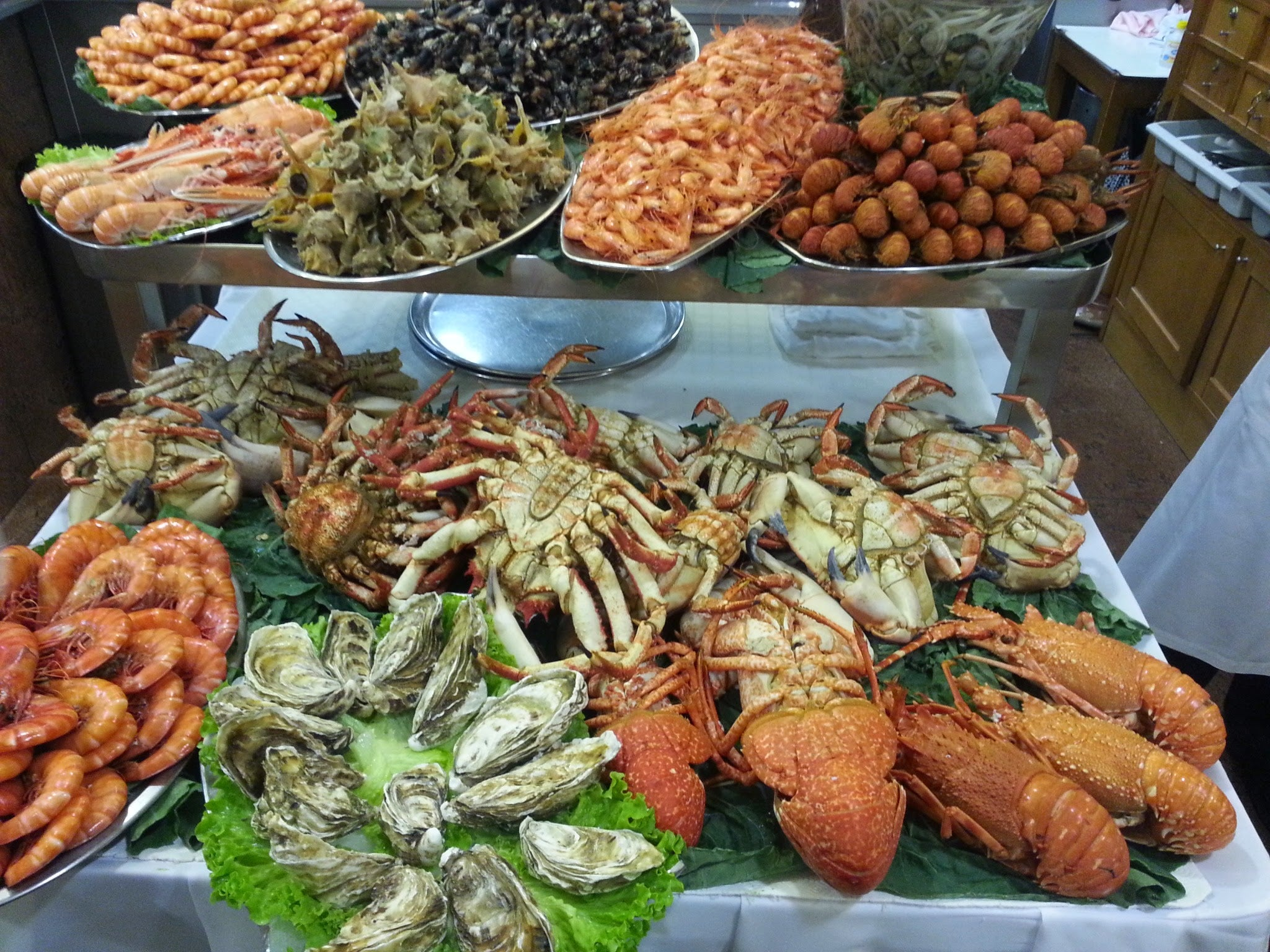 15 traditional portuguese foods; seafood