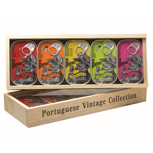 Porthos Portuguese Vintage Collection - TinCanFish