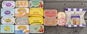 March's Catch of the Month: 6 Brands, 16 Cans, Tons of Flavor - TinCanFish