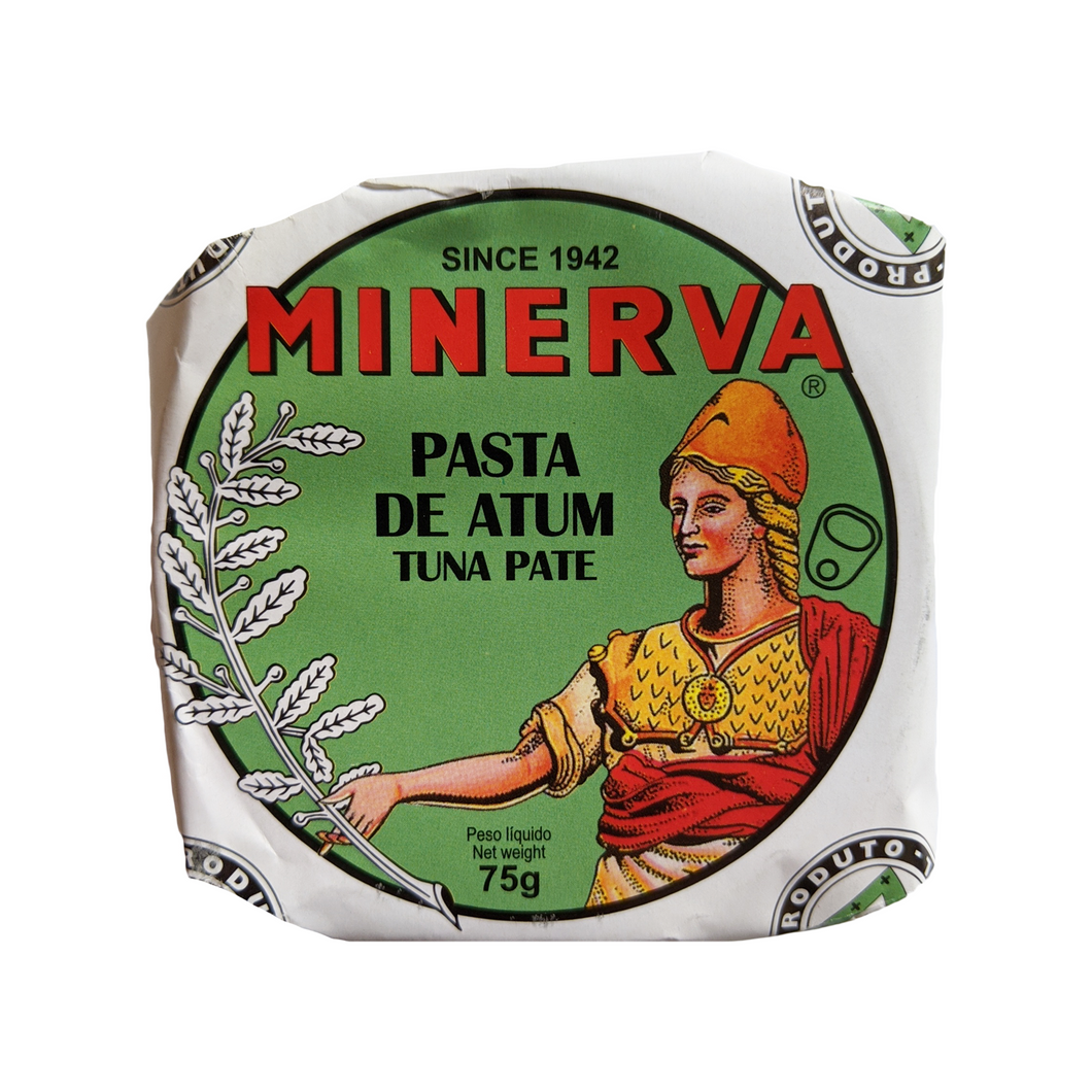 Minerva Tuna Pate - TinCanFish - sustainably sourced - gourmet products - healthy fats & proteins