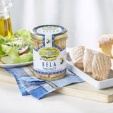 Bela Skipjack Tuna Fillets in Organic Extra Virgin Olive Oil - 6 Pack - TinCanFish - sustainably sourced - gourmet products - healthy fats & proteins