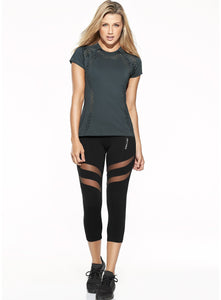 LEGGINS-CAPRI TEJIDO SUPPLEX® TALLA ÚNICA