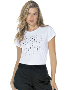 Camiseta Ropa Casual Mujer Babalú Talla S-M-L | Ref 90663