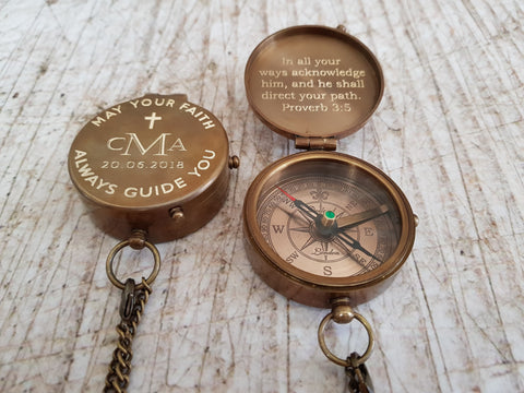 confirmation gift compass