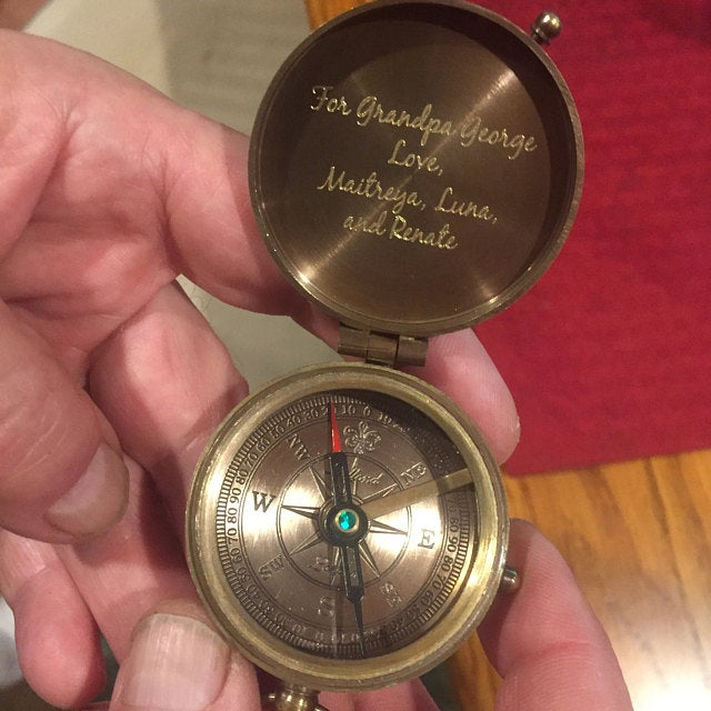 gift for him compass