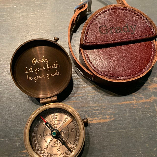 personalized functional compass