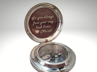 so you can always find your way home quote on working compass