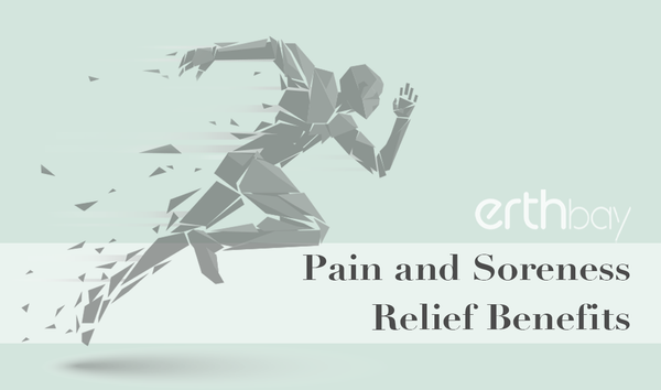 Pain and Soreness Relief Benefits