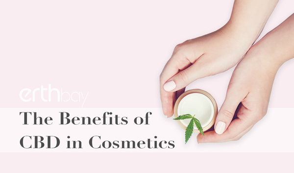 The Benefits of CBD in Cosmetics