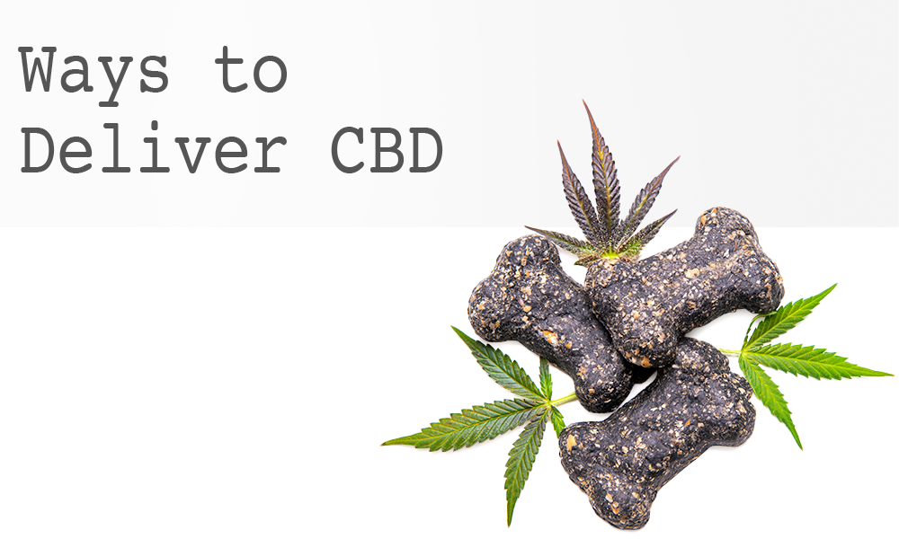 Ways to Deliver CBD