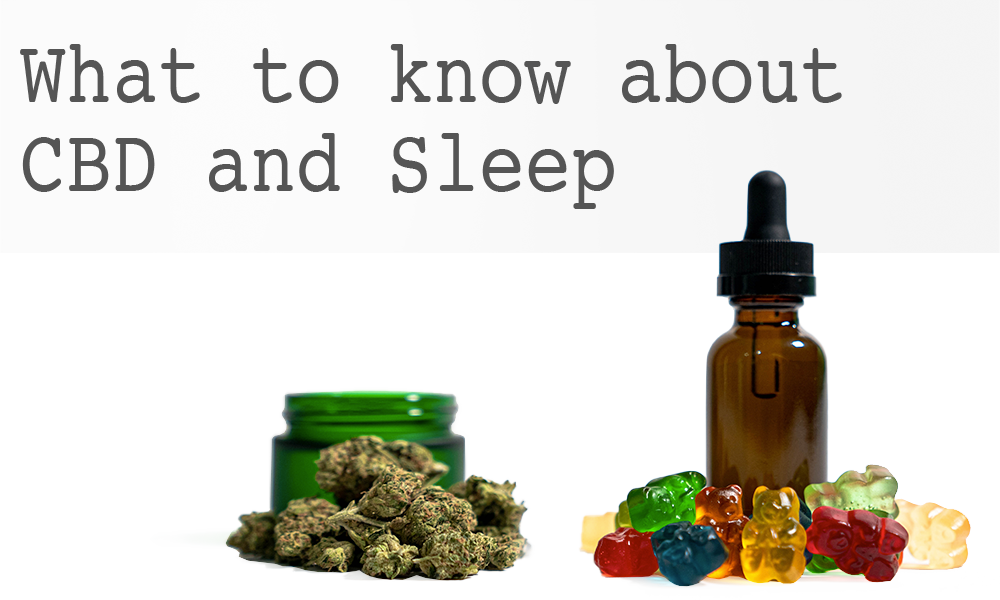 What to know about CBD and Sleep