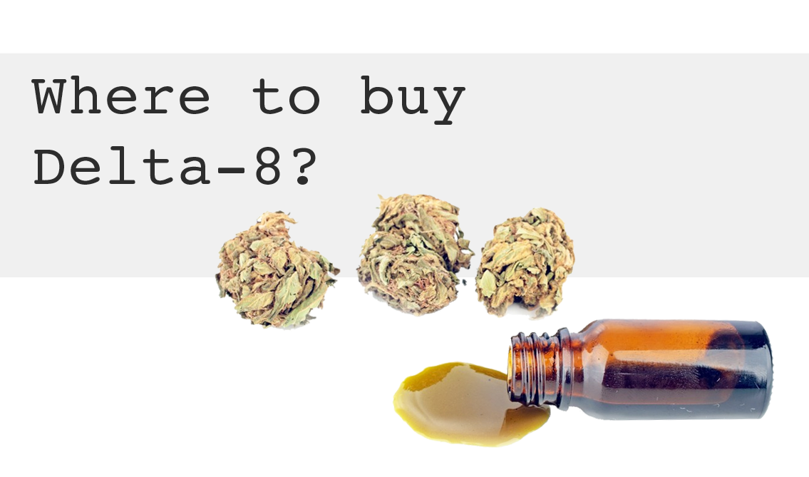 Where to buy Delta-8