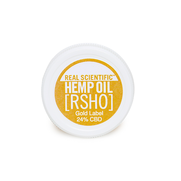 RSHO - CBD Concentrate - Gold Label Oil - 240mg