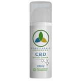 Nightingale Remedies - CBD Topical - Relief Cream - 250mg