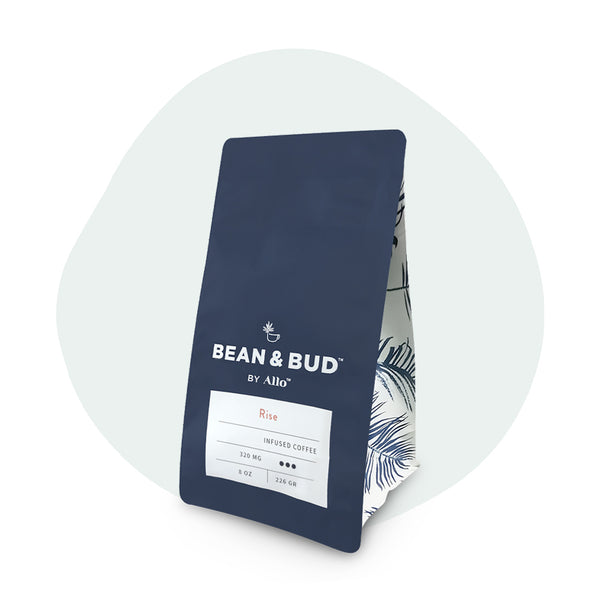 Bean & Bud CBD Coffee Rise 320mg - ErthBay