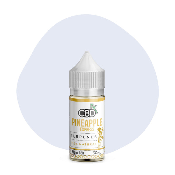 CBDfx CBD Terpenes Oil Pineapple Express 500mg - ErthBay