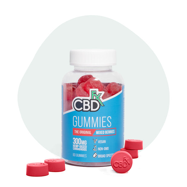 CBDfx Broad Spectrum CBD Gummy Bears - ErthBay