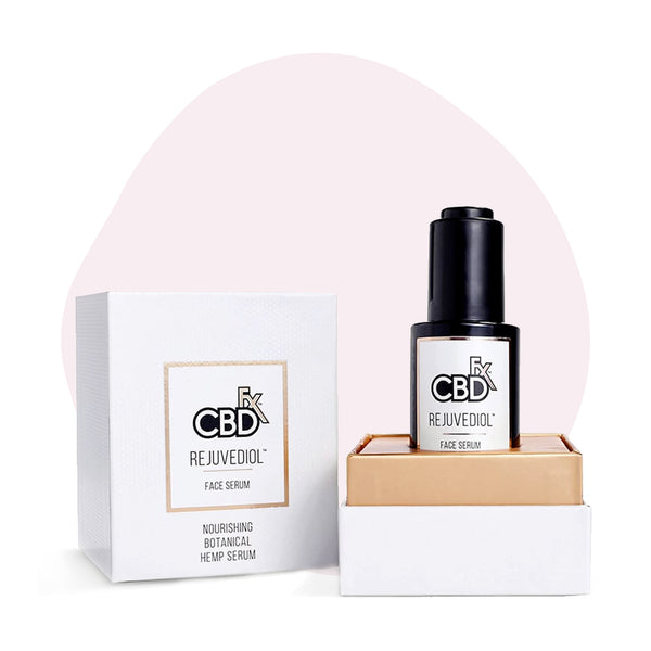 CBDfx Full Spectrum CBD Face Oil Serum - ErthBay