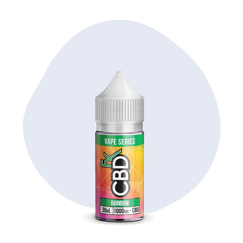 CBDfx Rainbow Candy CBD Vape Juice - ErthBay