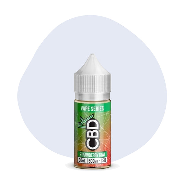 CBDfx Strawberry Kiwi CBD Vape Juice - ErthBay