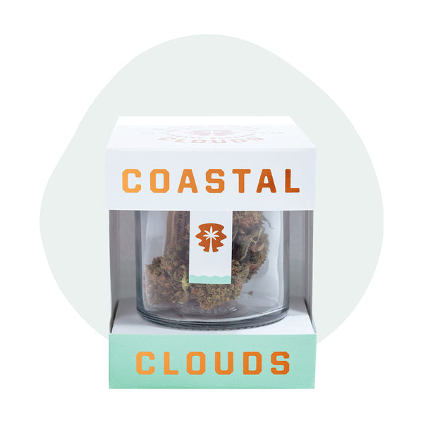 Coastal Clouds CBD Flower - ErthBay