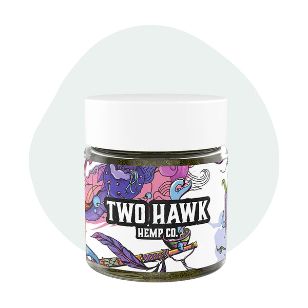 ERTH Hemp Flower Two Hawk - ErthBay