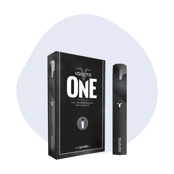 IGNITE ONE Rechargeable Vape Device - ErthBay